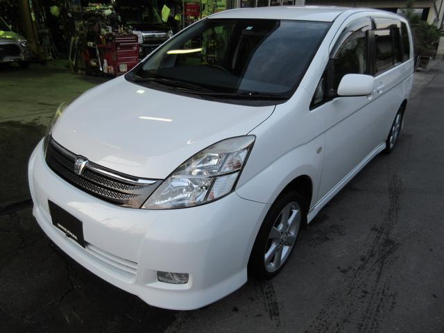 トヨタ プラタナ HDDナビ バックモニター 電動スライドドア