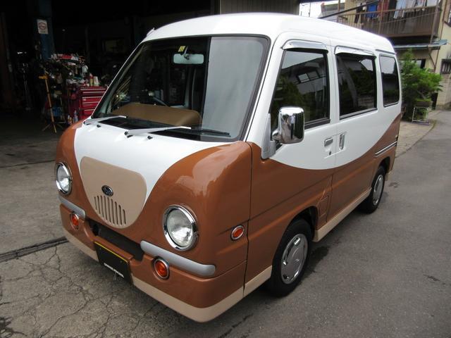 スバル VB サブロクサンバー 250台限定 禁煙車
