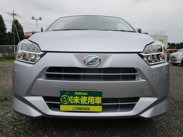 ダイハツ X SAIII 届出済未使用車 LEDライト 電格ミラー