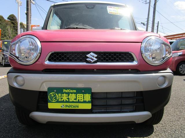 スズキ G レーダーブレーキサポート 届出済未使用車 スマートキー