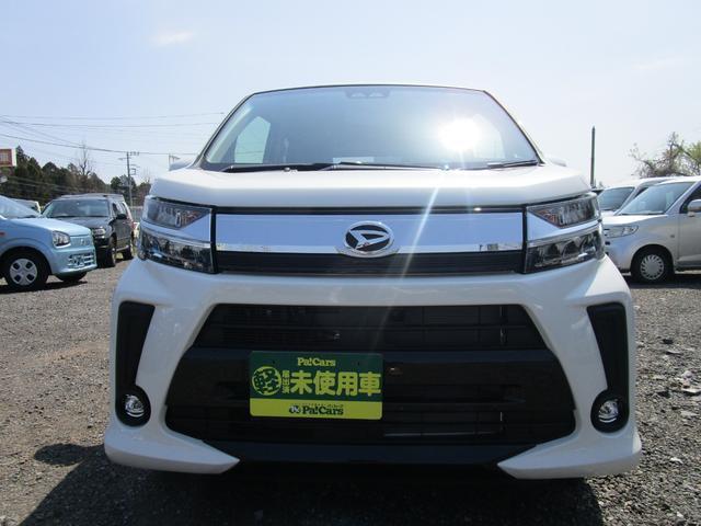 ダイハツ XリミテッドII SAIII 届出済未使用車 LEDライト