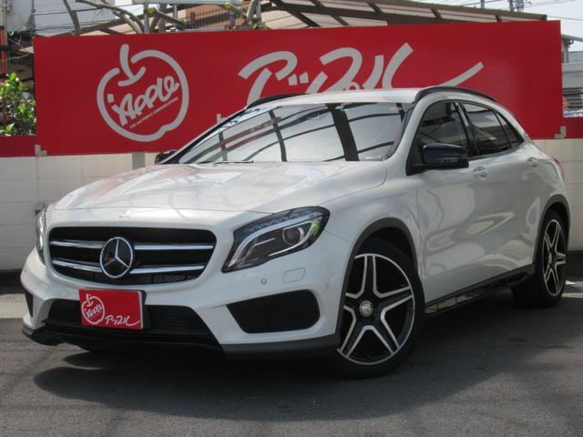 メルセデス・ベンツ GLA180 スポーツホワイト&ブラックエディション