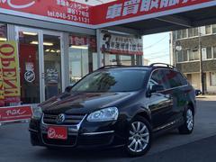 VW ゴルフヴァリアントTSI コンフォートライン HDDナビ ナビ連動ETC