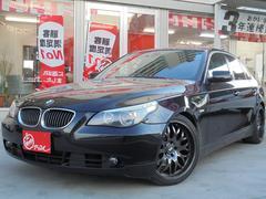BMW530iハイラインパッケージ 19インチアルミ ローダウン