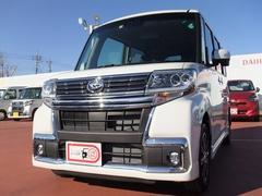 タントカスタムX トップエディションSAIII 元インター店試乗車