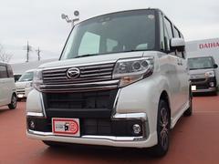 タントカスタムX トップエディションSAIII 禁煙車 キーフリー