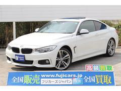 BMW435iクーペ Mスポーツ サンルーフ 黒革 306馬力