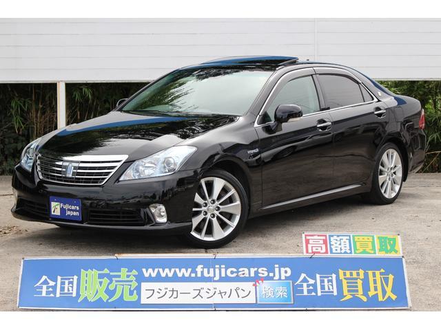 トヨタ Gパッケージ サンルーフ 本革エアシート レーダークルーズ