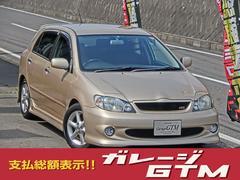アレックスRS180フルエアロ テイン車高調DVD再生ナビ6速MT