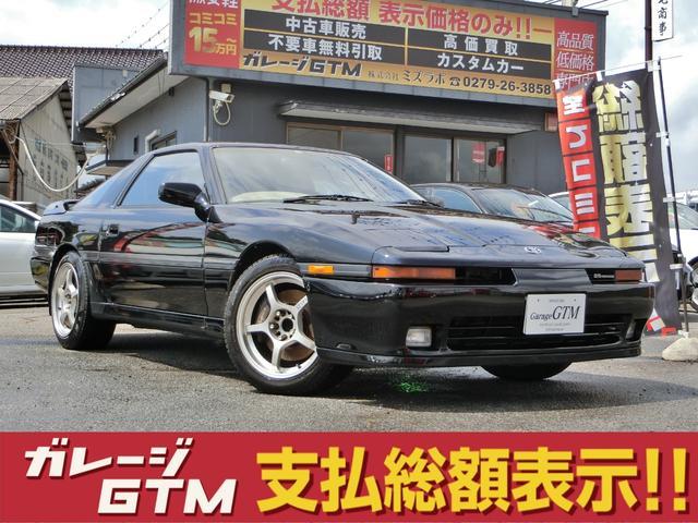 トヨタ 2.5GTツインターボ1JZワイド5MT車高調LSDマフラー