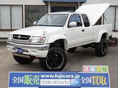 ハイラックススポーツピックエクストラキャブ ワイド 4WD リフトUP ナビ MKW