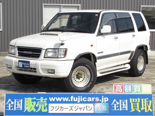 いすゞ ロング3.0DT プレジール HDDナビ サイドステップ