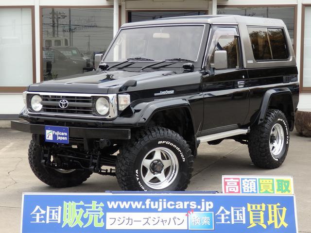 トヨタ 70ZX 4.2D FRPトップ リフトアップ 純正ブラック
