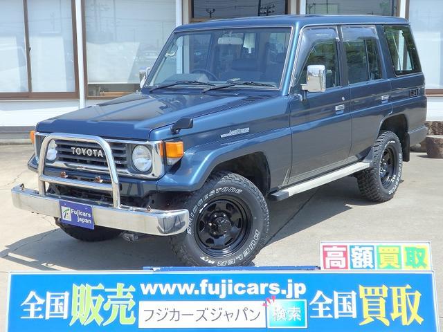 トヨタ 70 5ドア4.2ディーゼル LX 4WD