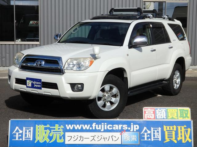 トヨタ SSR-Xリミテッド サンルーフ HDDナビ フルセグ