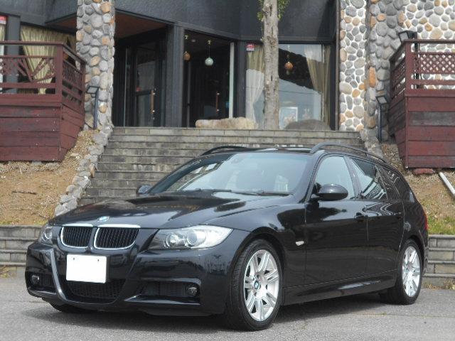 BMW 320iツーリング Mスポーツパッケージ SR HDDナビ