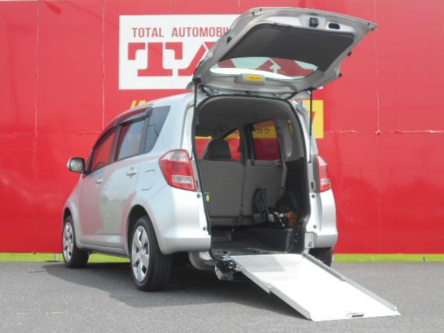 トヨタ 1.5G ウェルキャブ車いす仕様車タイプI ワンオーナー