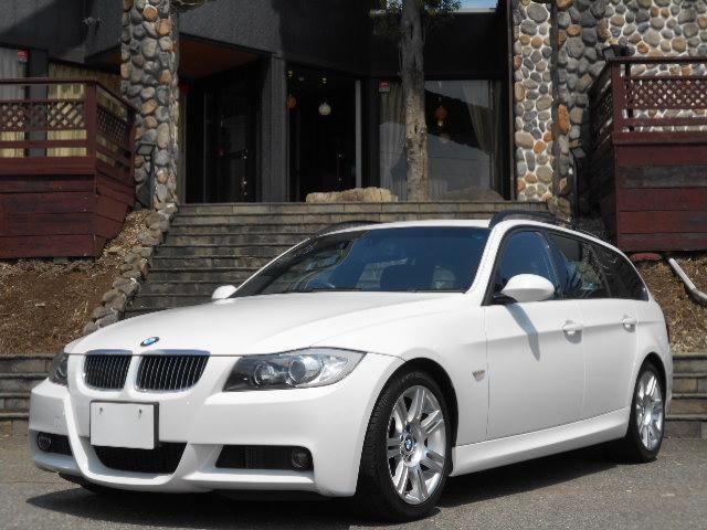 BMW 325iツーリング Mスポーツパッケージ 社外HDDナビ