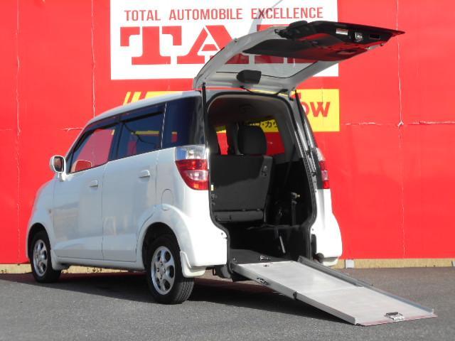 ホンダ G スローパー 車椅子移動車