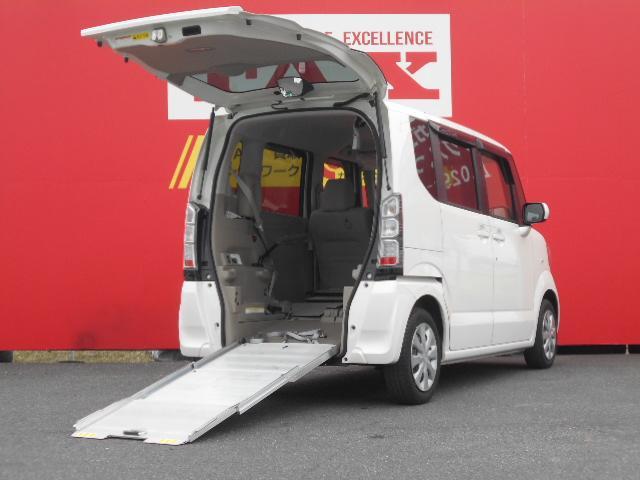 ホンダ N-BOX+ G車椅子仕様車