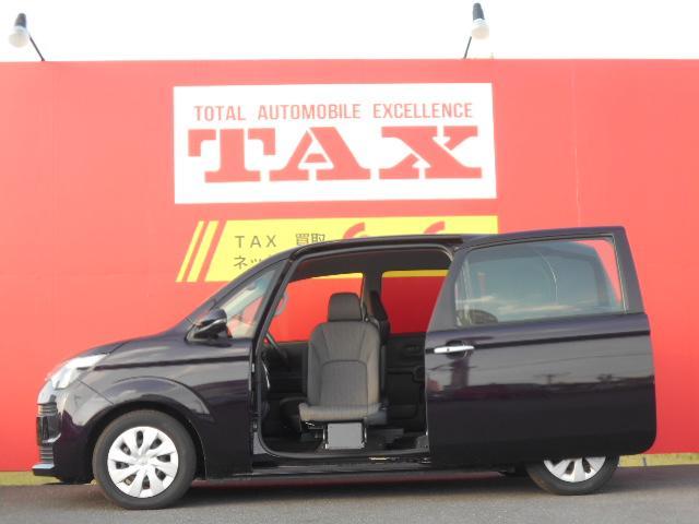 トヨタ スペイド X ウェルキャブ車 助手席回転チルトシート車 Bタイプ