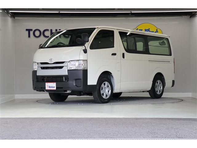 トヨタ ロングDX 4WD 純正メモリーナビ ETC