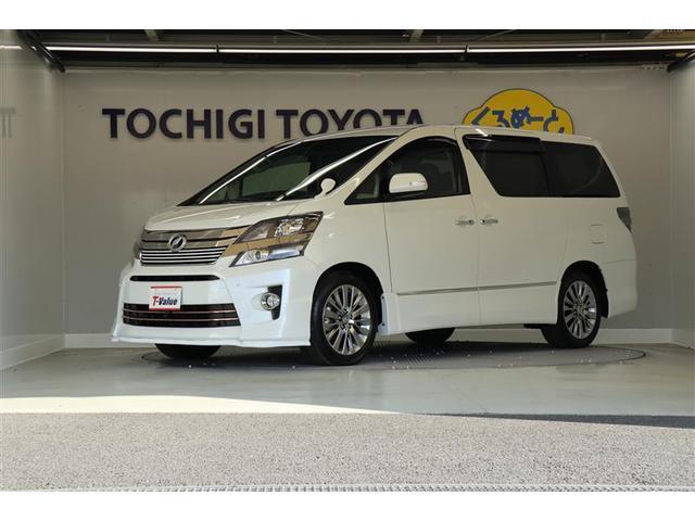 トヨタ 2.4Z ゴールデンアイズ 7人乗り 両側電動スライドドア
