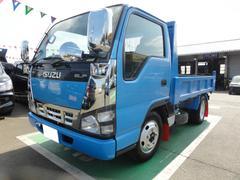 エルフトラック強化ダンプ3t積 メッキパーツ