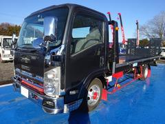 エルフトラックフラトップ 積載車 積載3t