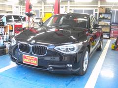 BMW116i スポーツ 禁煙車 ナビ ETC