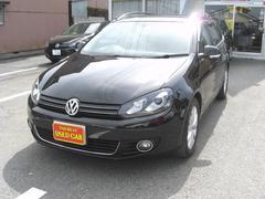 VW ゴルフヴァリアントTSIコンフォートラインプレミアムエディション 禁煙車