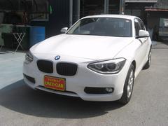 BMW116i ワンオーナー 禁煙車 ナビTV