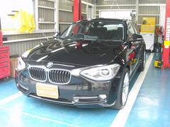 BMW116i スポーツ ワンオーナー 禁煙車 サンルーフ