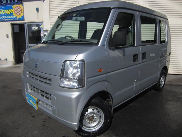 スズキ PA PAハイルーフ 4WD AC付