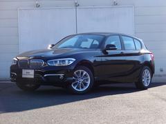 BMW118d スタイル 認定中古車 純正ナビ バックカメラ