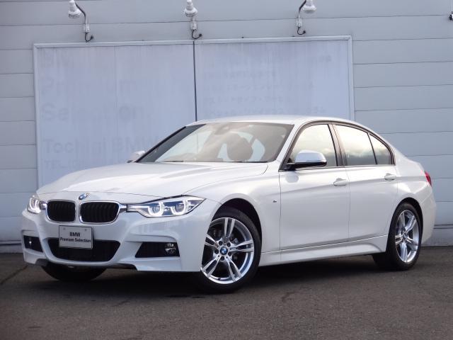 BMW 3シリーズ 320d Mスポーツ 純正HDDナビ ACC ...