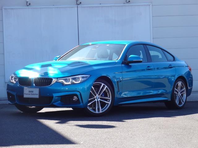 BMW 4シリーズ 420iグランクーペ Mスポーツ ファストトラ...