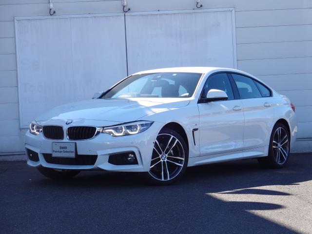 BMW 4シリーズ 420iグランクーペ Mスポーツ ACC フロ...