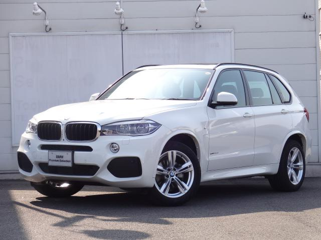 BMW X5 xDrive 35d Mスポーツ元試乗車 パノラマサ...