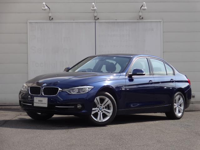 3シリーズ(BMW)318iスポーツ 中古車画像