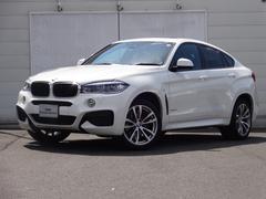 BMW X6xDrive 35i Mスポーツ サンルーフ レザー