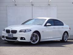 BMW523d Mスポーツ ACC フロントリヤPDC