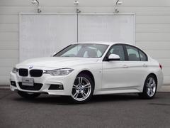 BMW318i Mスポーツ ドライビングアシスト ウッドパネル