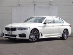BMW523d Mスポーツ 元試乗車 ステアリングアシスト