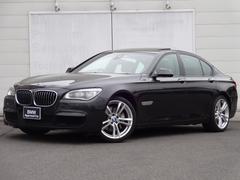 BMWアクティブハイブリッド7  Mスポーツ サンルーフ ACC