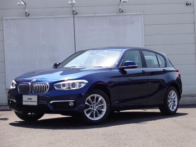 1シリーズ(BMW)118d スタイル 中古車画像