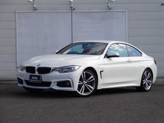 BMW435iクーペ Mスポーツ 19インチホイル レザーシート