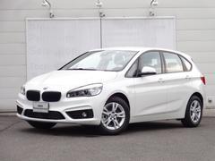 BMW218dアクティブツアラー オートマチックテールゲート