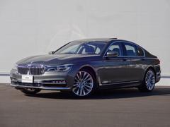 BMW740i デザインピュアエクセレンスパッケージ 元試乗車