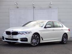 BMW523i Mスポーツ レザーシート ステアリングアシスト